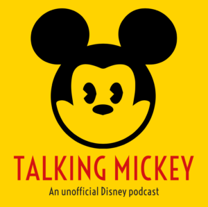Talking Mickey Podcast Logo